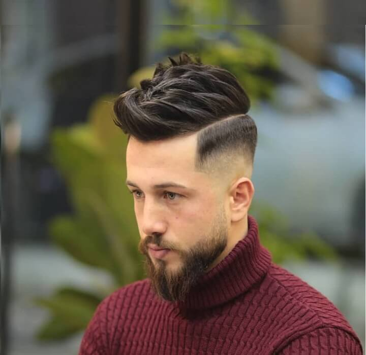 Top 30 Cool Tape Up Haircut For Men Tape Up Haircut Styles