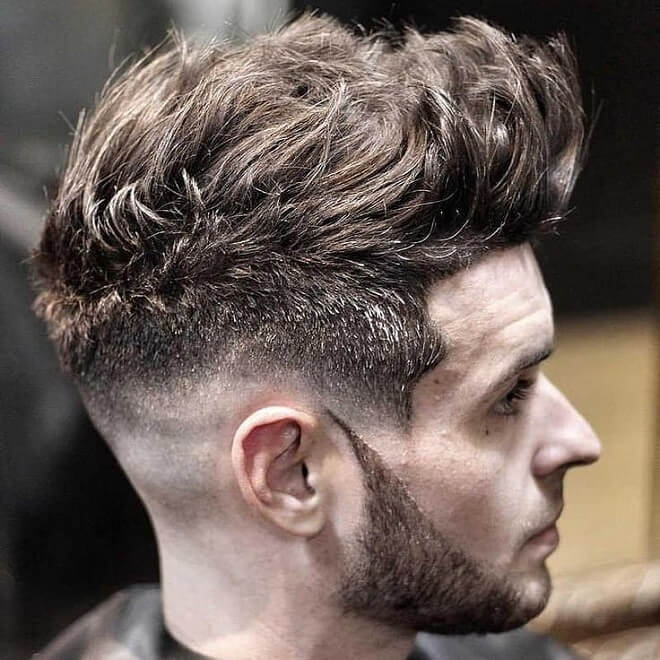 Texture Spiky Hair