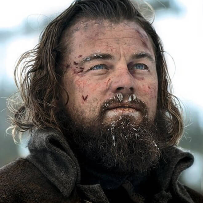 The Revenant Hairstyle