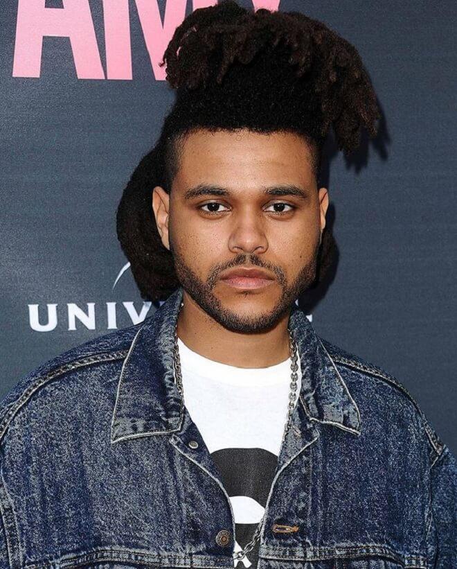 The Weeknd Dreadlocks