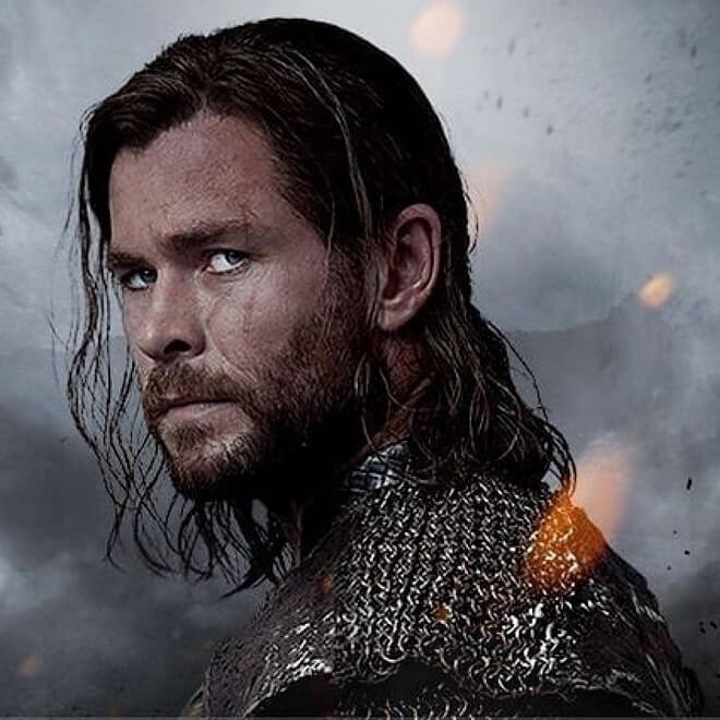 Thor In Avenger End Game