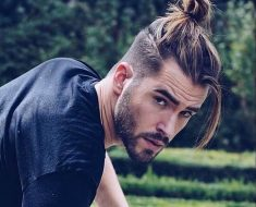 Top Knot Men