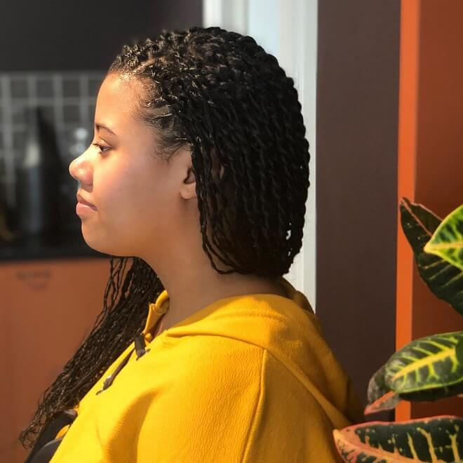 Twist African Hairstyles