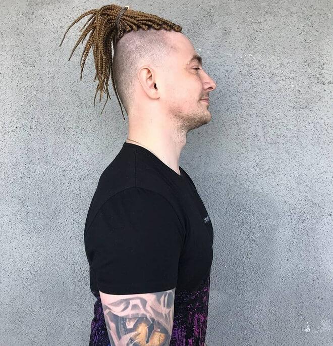 Twisted Braid Styles