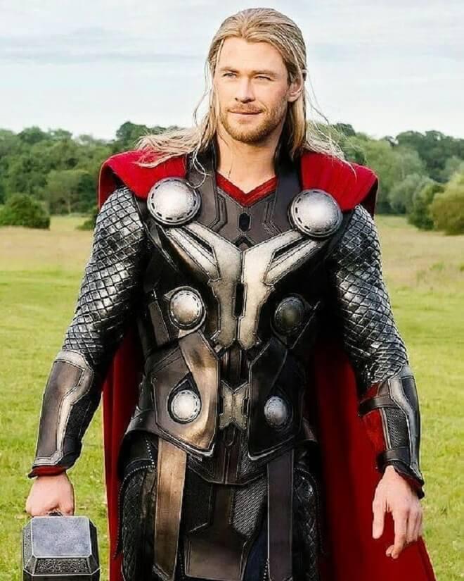 Top 30 Best Chris Hemsworth Long Hair Amazing Chris