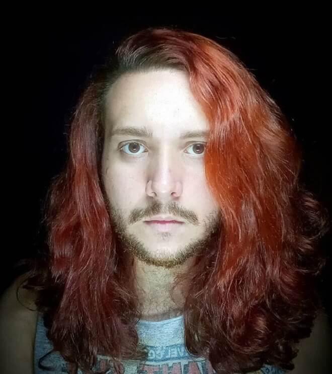Balbo with Long Hair
