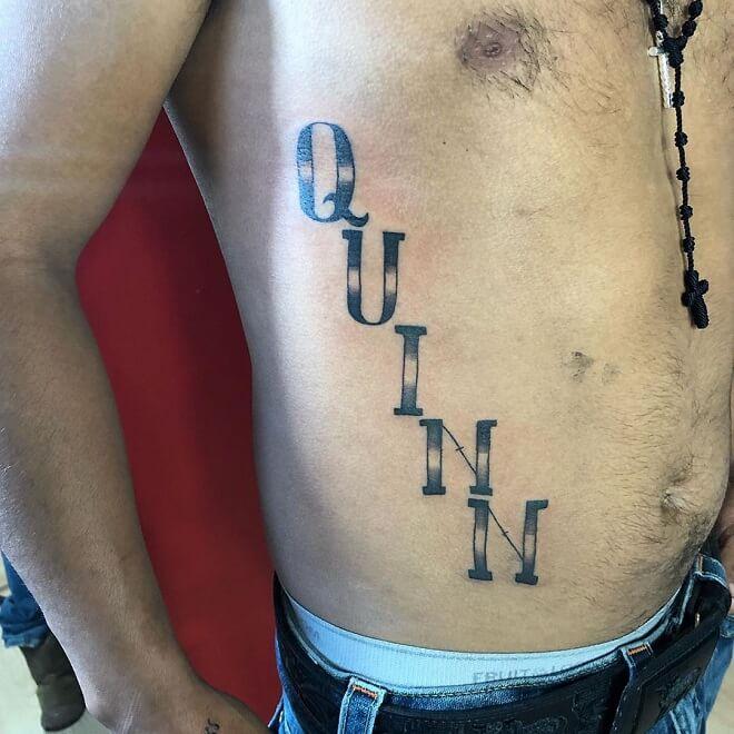 Big Name Tattoo