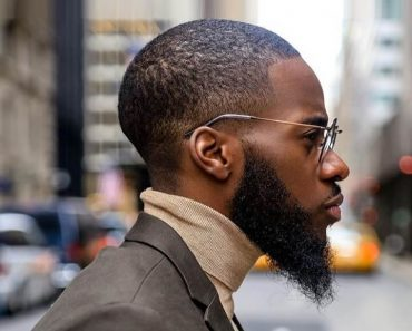 Black Men Beard Style