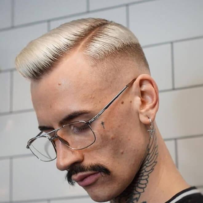 Men Haircuts 2019 Fade 89