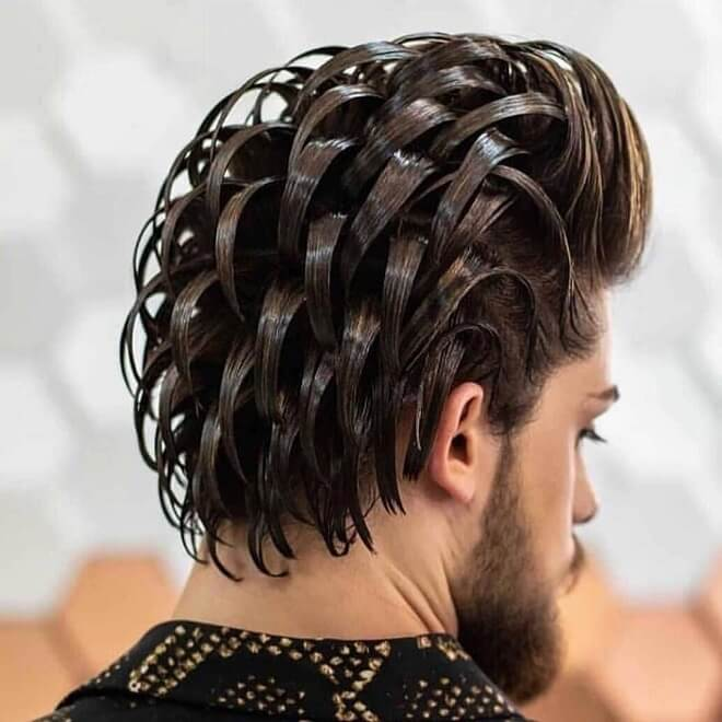 Crazy Haircuts for Men