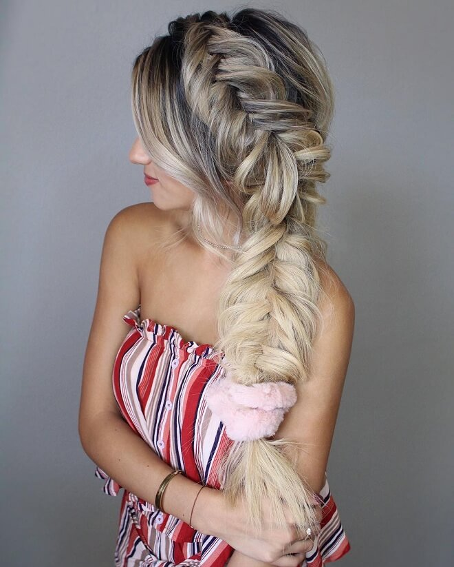 Top 30 Best Braided Ponytail Hairstyles   Cool Braided Ponytail For 2019