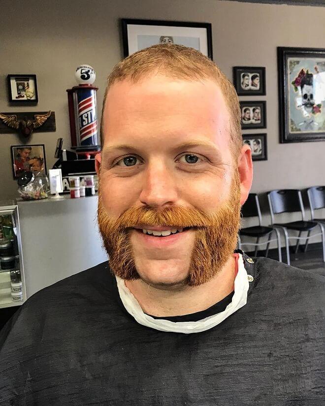 Gentleman Beard Style