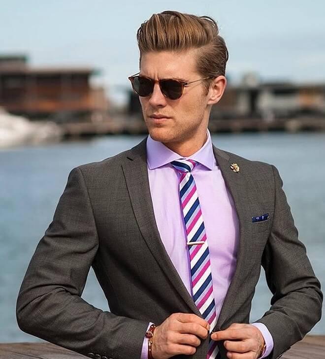 Gentleman Hairstyle