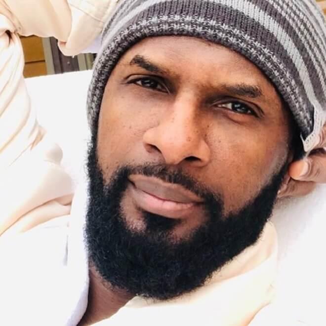 Goatee Beard With Stubble