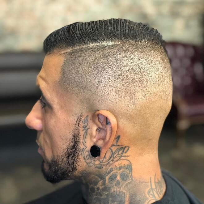 High and Tight with Hard Part