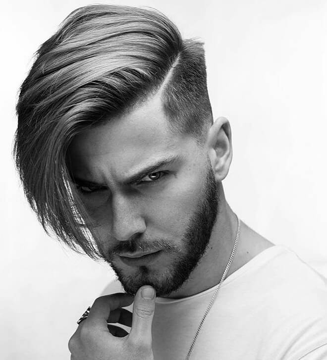 Top 30 Best Side Swept Hairstyles for Men | Cool Side Swept ...