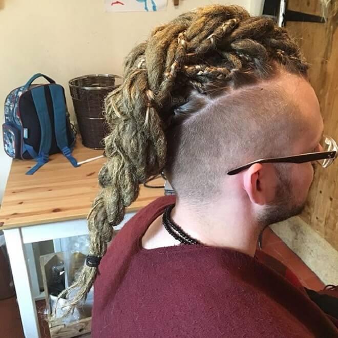 Man Braid Style