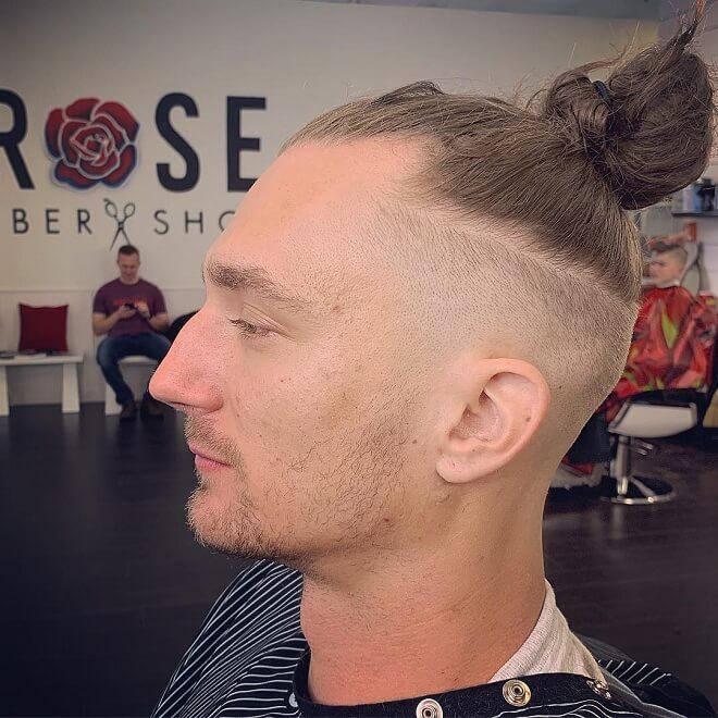 Top 21 Stylish Samurai Hairstyles For Men Modern Samurai Hairstyles