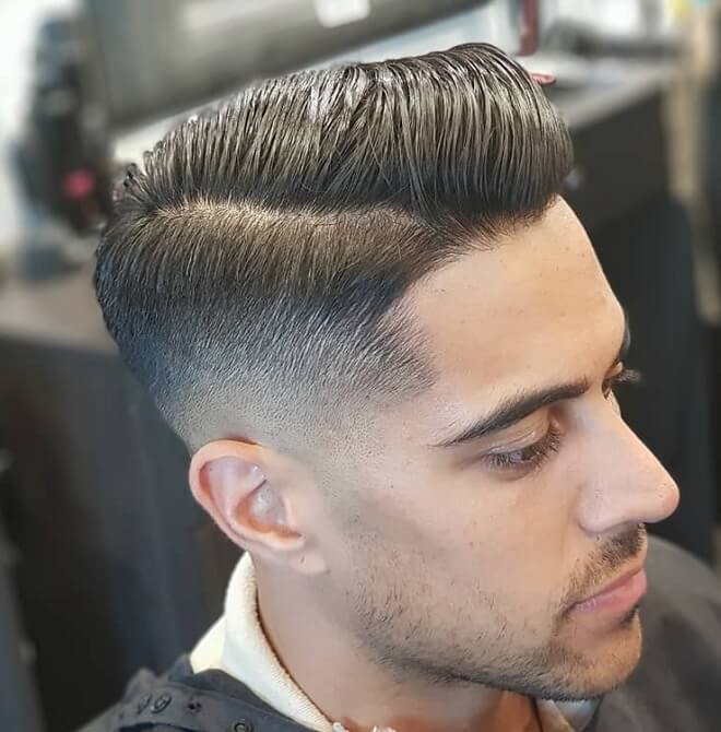 Modern Pomp with Low Fade