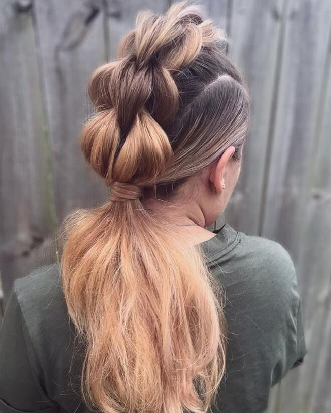 Top 30 Best Braided Ponytail Hairstyles | Cool Braided Ponytail For 2019