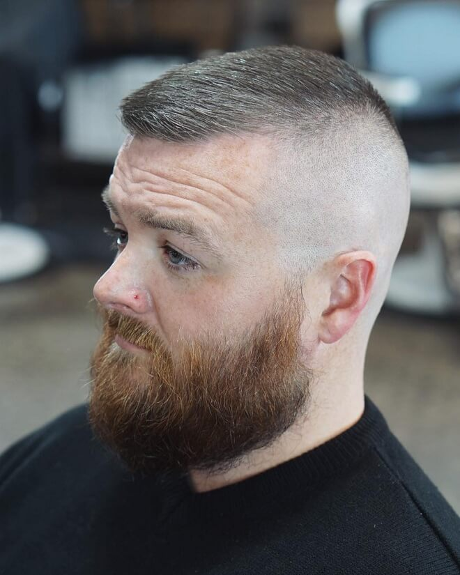 Neat and Clean High and Tight