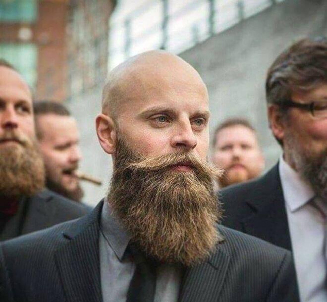 Royal Beard Style