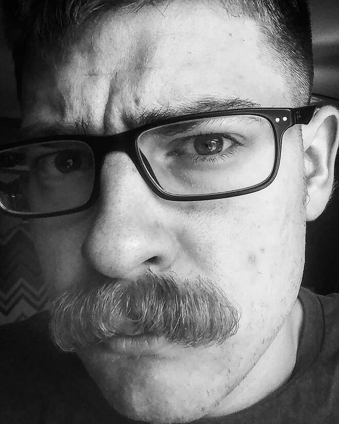 Short Mustache
