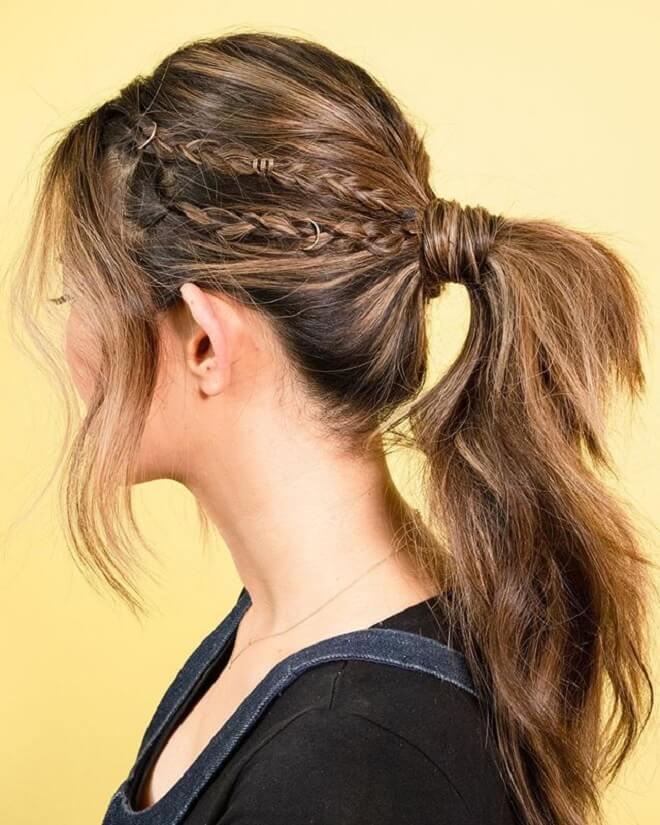 Groovy Top 30 Best Braided Ponytail Hairstyles Cool Braided Ponytail Schematic Wiring Diagrams Phreekkolirunnerswayorg