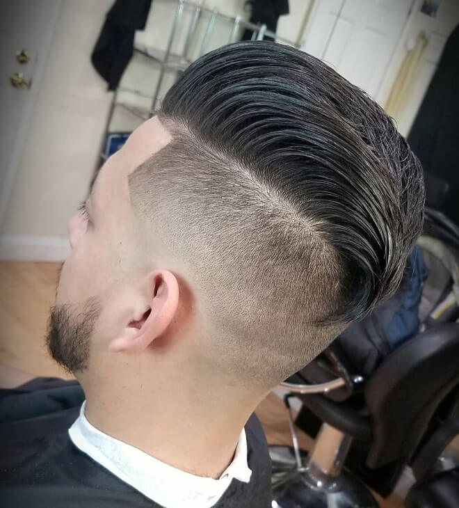 Taper Faded Haircut