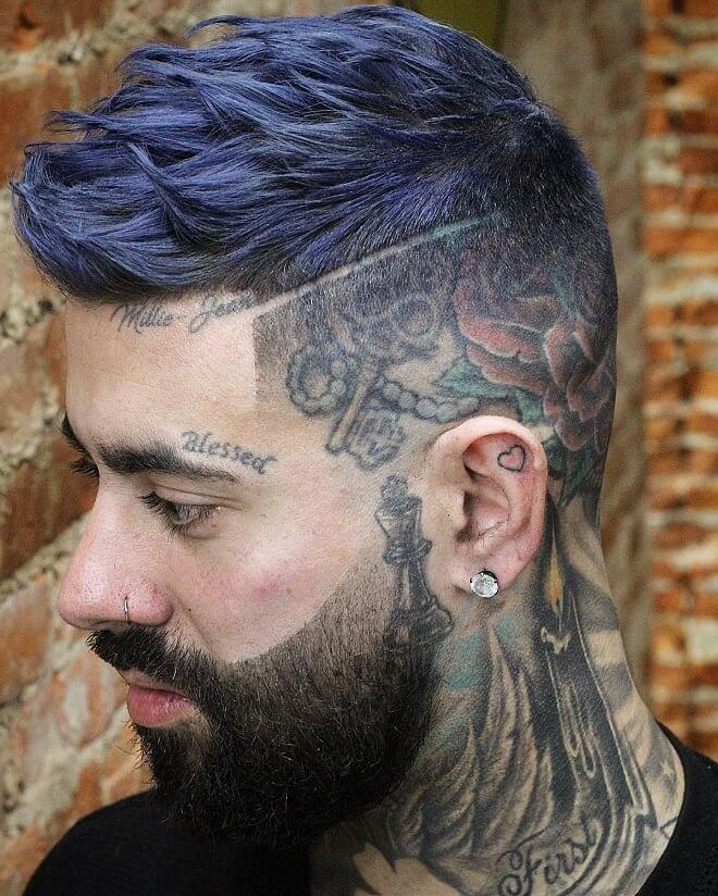 Texture Spiky Haircut