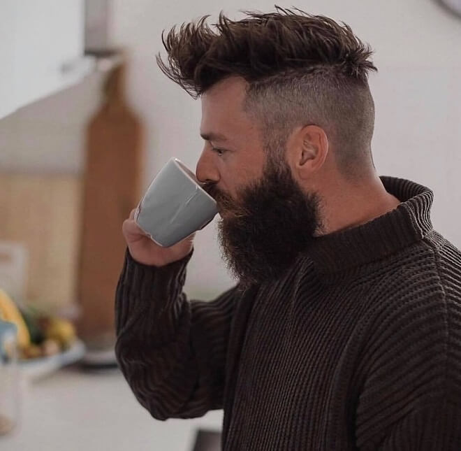 Undercut For Hipster Hairstyle
