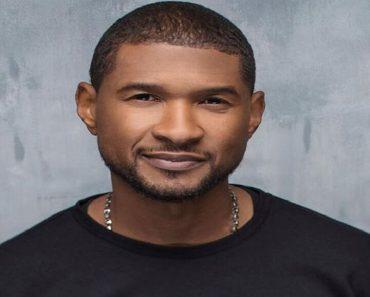 Usher Haircut