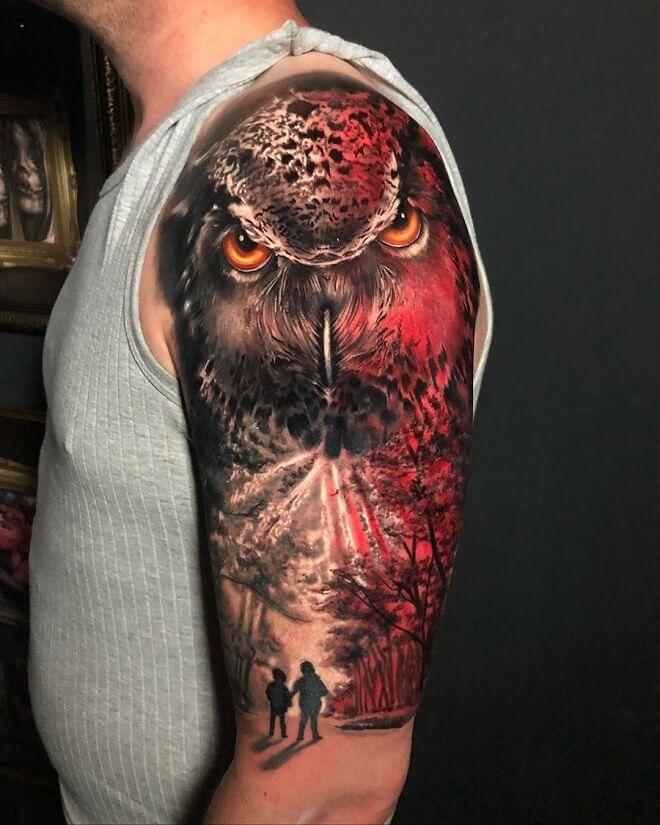 Wild Life Tattoo