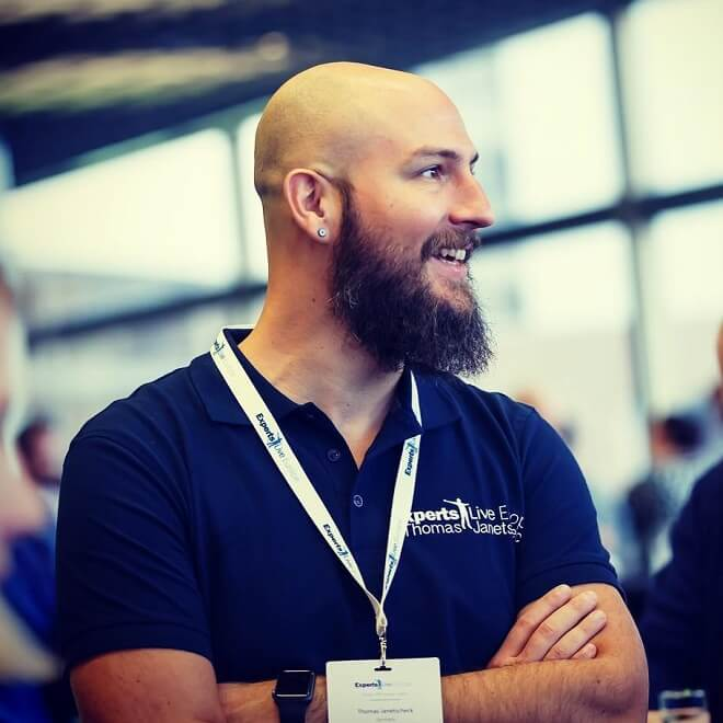 Wizard Beard and Bald Head