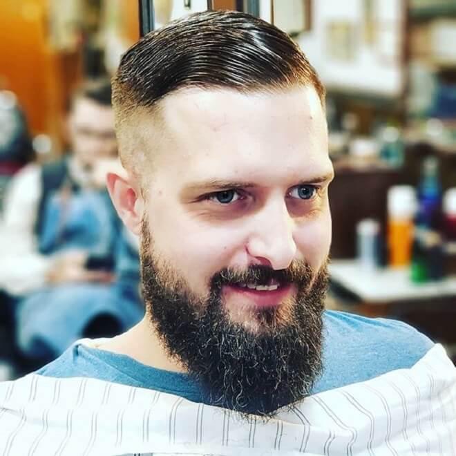 Classic Taper Fade Haircut