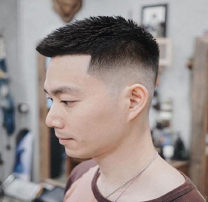 Crew Cut Hairstyles