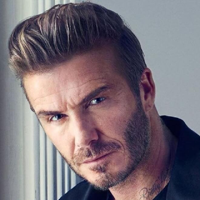 David Beckham Blowout