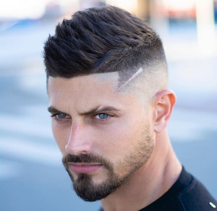 Top 25 Awesome Faux Hawk Haircuts For Men | Stylish Fohawk Hairstyles