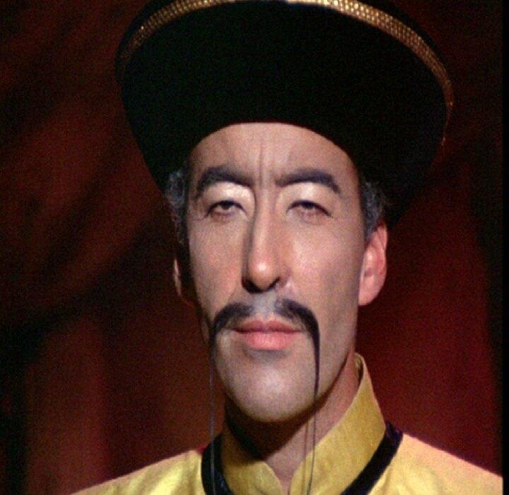 Fu Manchu Mustache Styles