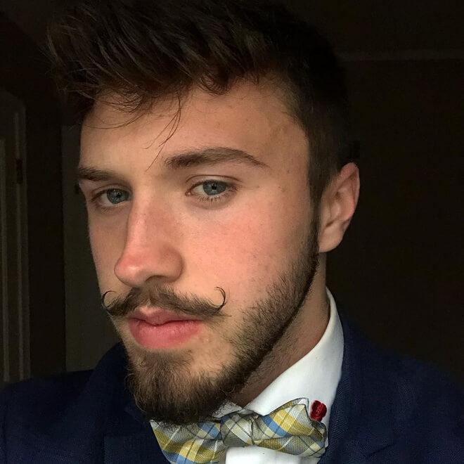 Gentleman Mustache Styles