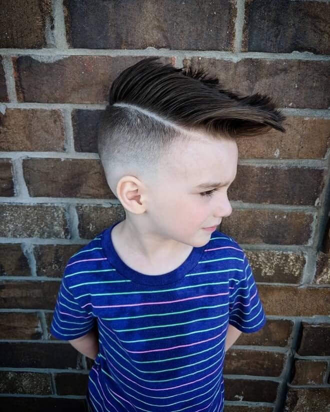 Little Boy Haircuts Fade Bpatello