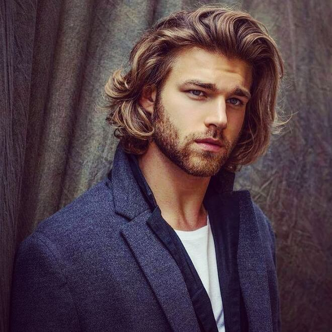 top 23 modern long hairstyles for men  cool long