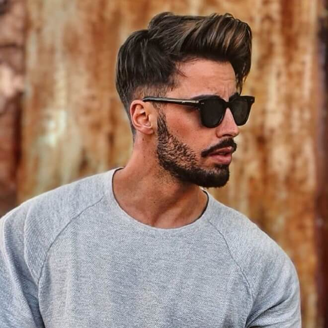 Modern Beard Style for Men