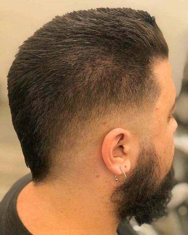 Punk Fade Haircut