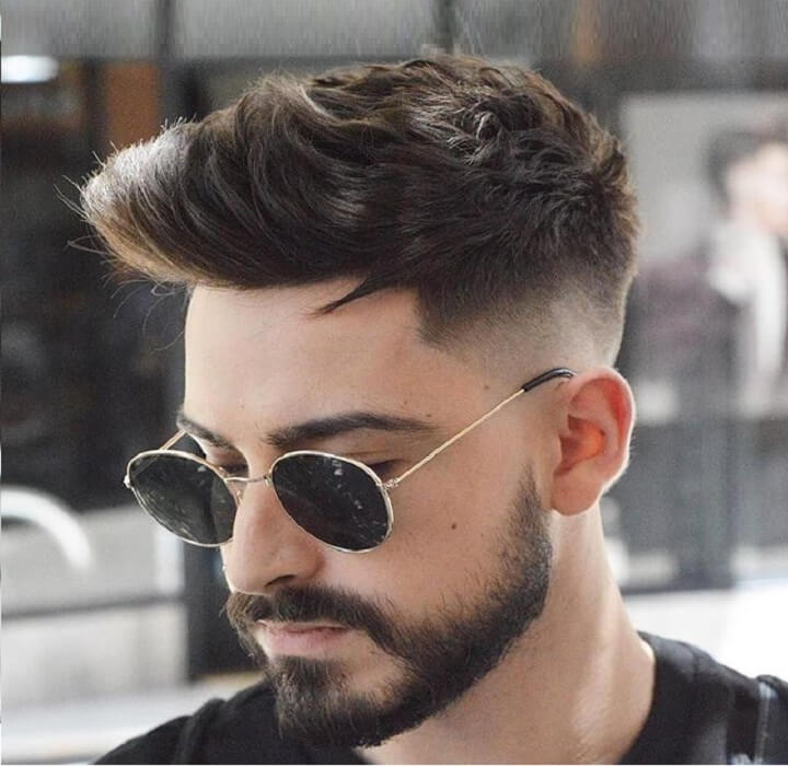 Top 30 Stylish Quiff Hairstyles for Men | Awesome Quiff Haircuts