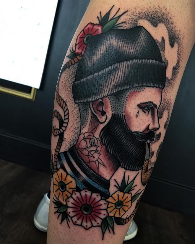 Sailor Tattoo
