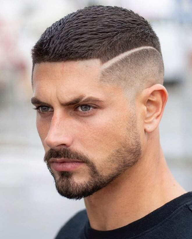 Short Haircut For Men