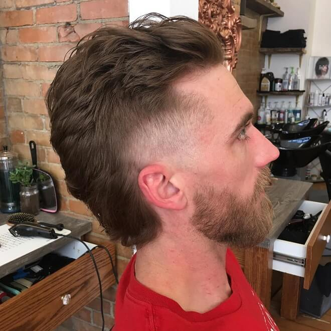 Top 30 Amazing Mullet Hairstyles For Men Cool Mullet