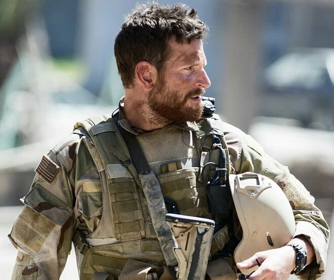 The American Sniper Hairstyle