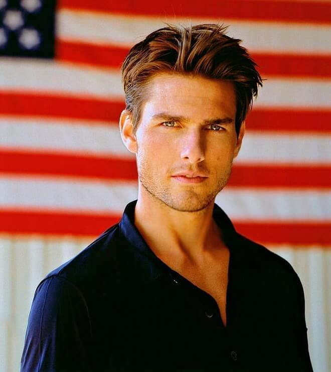 Tom Cruise Classic Hairstyle
